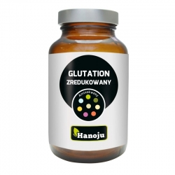 GLUTATION ZREDUKOWANY 500 MG 60 KAPS HANOJU