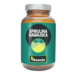 SPIRULINA HAWAJSKA PACIFICA HANOJU 500 MG 250 TABLETEK