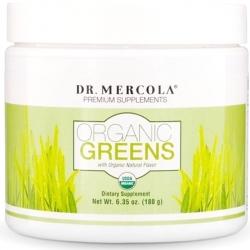 ORGANIC GREENS DR MERCOLA 180 GRAM