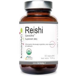 REISHI GANOULTRA - ORGANICZNE KENAY 300 mg 90 Kapsułek