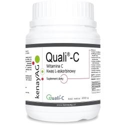 WITAMINA C QUALI-C - KWAS ASKORBINOWY KENAY 200 gram