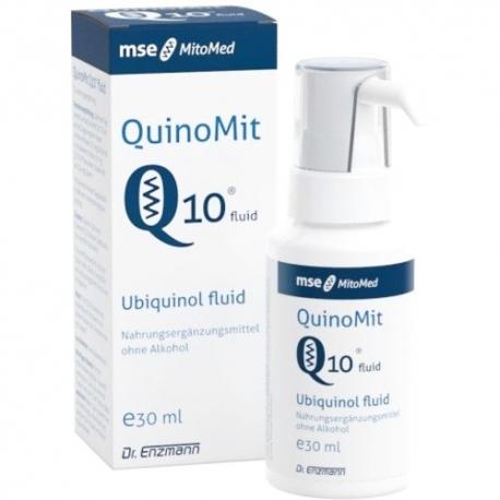 ENZMANN QUINOMIT® Q10 - UBICHINOL MSE 30 ML