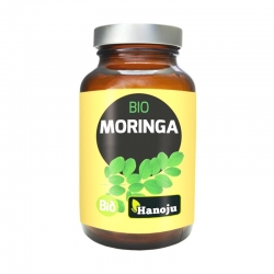MORINGA BIO ECO HANOJU 500 MG 250 TABLETEK