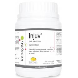 INJUV - KWAS HIALURONOWY KENAY 390 mg 300 Kapsułek
