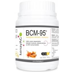BCM-95 KURKUMA EKSTRAKT 95% ECO 180 GR PROSZEK