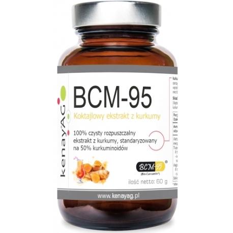 BCM-95 KURKUMA EKSTRAKT 95% ECO 60 GRAM PROSZEK