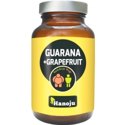 GUARANA GRAPEFRUIT  SINETROL® HANOJU 450 MG 60 KAPSUŁEK