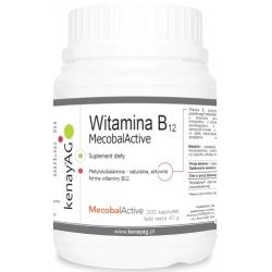 WITAMINA B12 (METYLOKOBALAMINA) MECOBALACTIVE®  300 KAPSUŁEK
