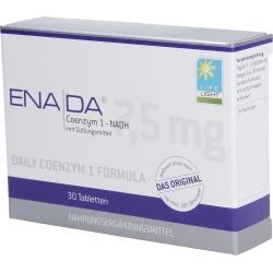 ENADA 7,5 MG DINUKLEOTYDUNIKOTYNOAMID-ADENINOWY 30 TABLETEK