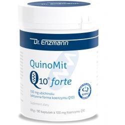 DR. ENZMANN QUINOMIT Q10 FORTE UBICHIONOL MSE 90 Kapsułek