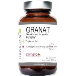 GRANAT POMELLA® - EKSTRAKT Z GRANATÓW 430 mg 60 Kapsułek