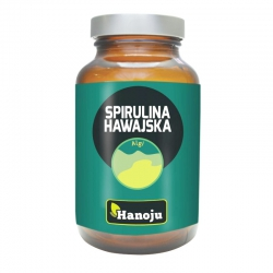 SPIRULINA HAWAJSKA PACIFICA HANOJU 500 MG 650 TABLETEK