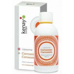 LIPOSOMALNA KURKUMA CUREIT CURCUMIN  Liposomal Cureit® Curcumin 250 ML