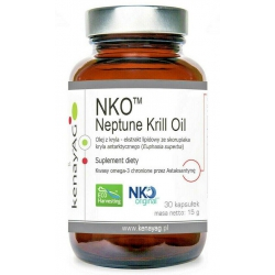 Olej z kryla NKO Kenay 500 mg 30 kap.