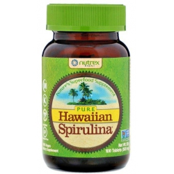 SPIRULINA HAWAJSKA PACIFICA 500 MG 100 TABLETEK