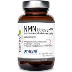 NMN UtheverTM Mononukleotyd nikotynamidu 30 kapsułek vege