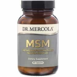 MSM DR. MERCOLA SULFUR COMPLEX SIARKA 60 Kapsułek