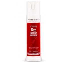 WITAMINA B12 METYLOKOBALAMINA DR MERCOLA 25 ml (sprej)